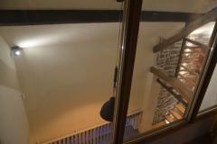 Vue depuis fenêtre chambre 1