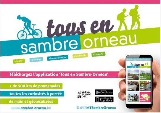 Télécharger l'application Sambre-orneau